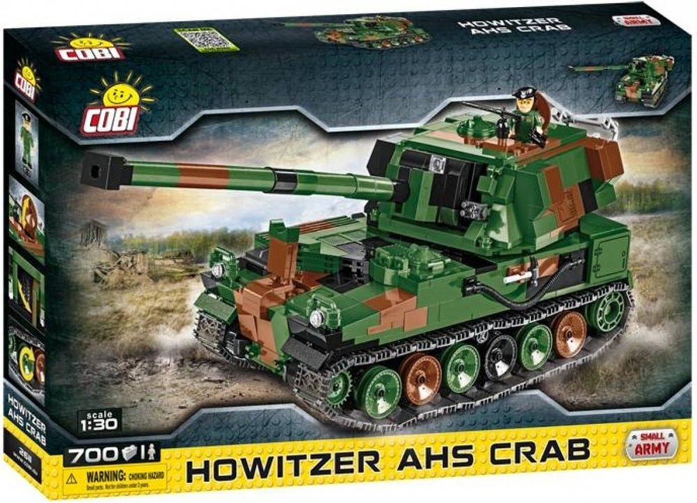 Cobi%20700%20Pcs%20Small%20Army-2611-Ahs%20Krab