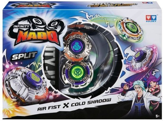 INFINITY-NADO-AIR-FIST-COLD-SHADOW