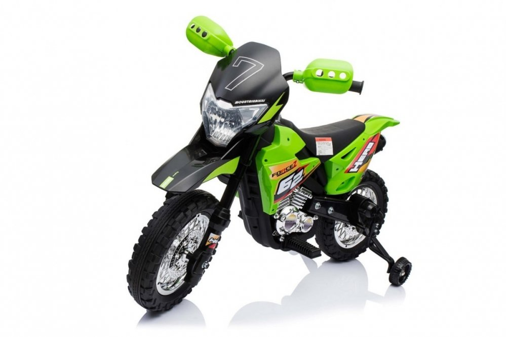 Motoren/ Cross motoren/ Quads  - Motorek-CROSS-Zielony_%5B34303%5D_1200