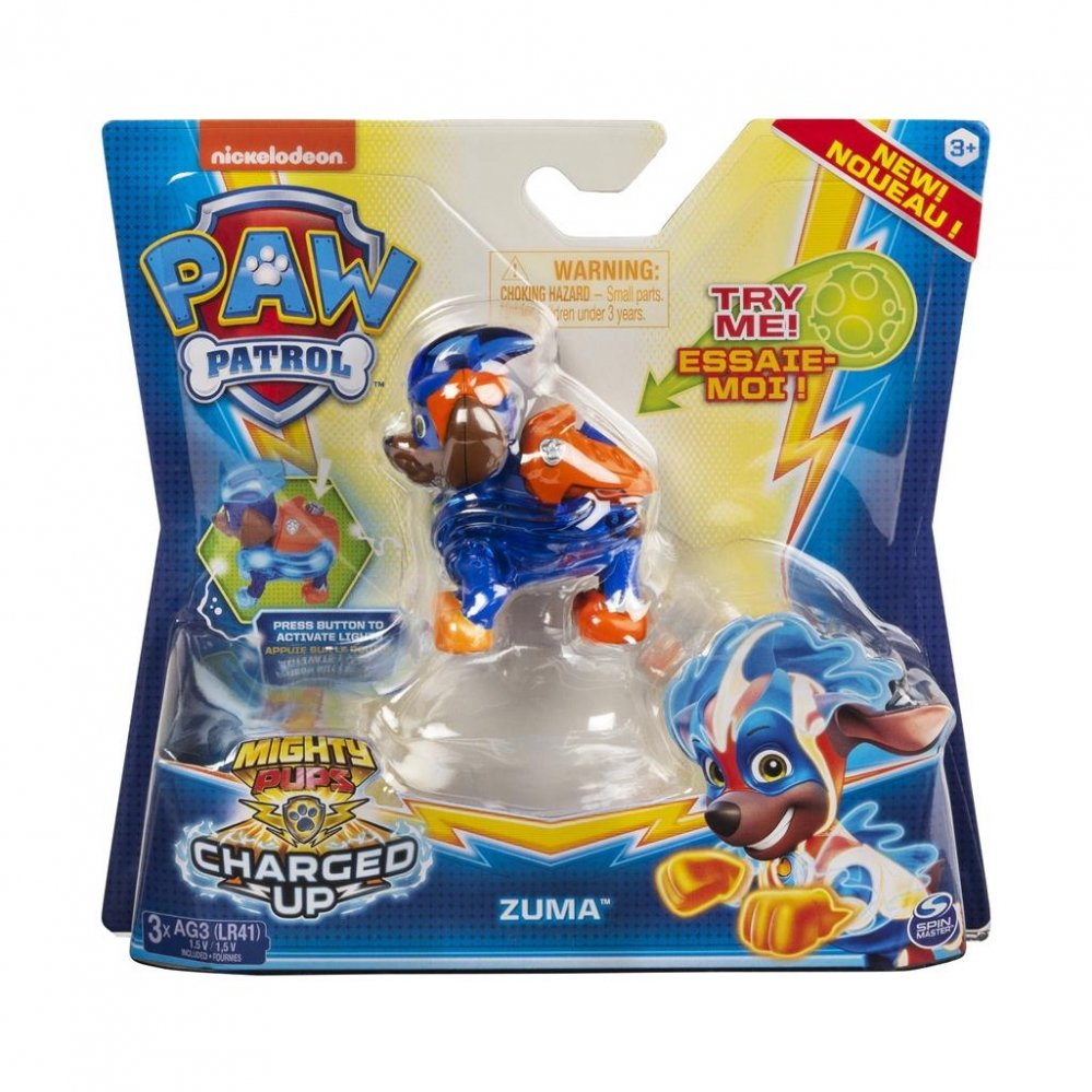 Paw Patrol - PAW%20PATROL%20MIGHTY%20PUPS%20CHARGED%20UP%20FIGUREN%20ASSORTI