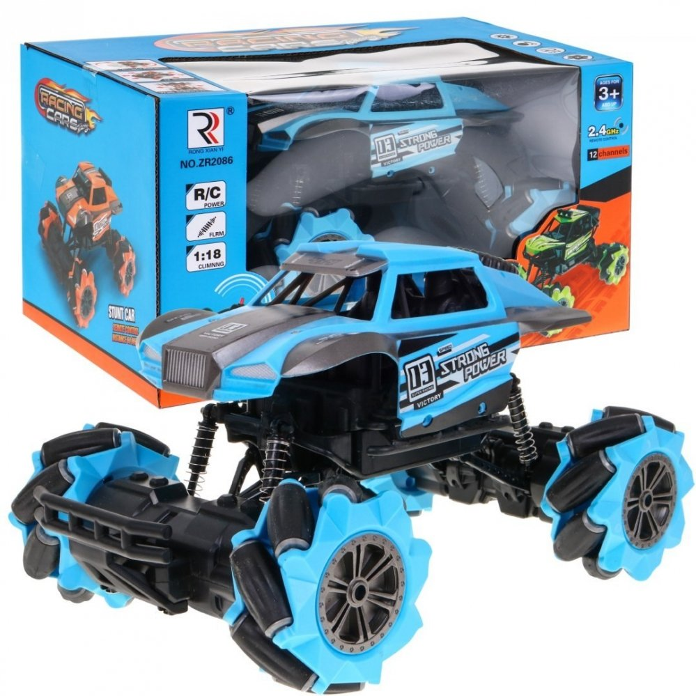 Rc%20Drift%20Crawler%20Truck%204WD%20auto%20-%201-18